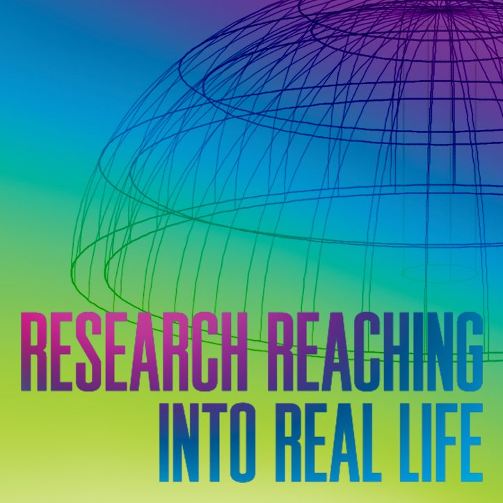 Research reaching into real life